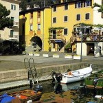 Hafen von Magugnano di Brenzone