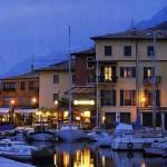 Hafen von Castelletto di Brenzone