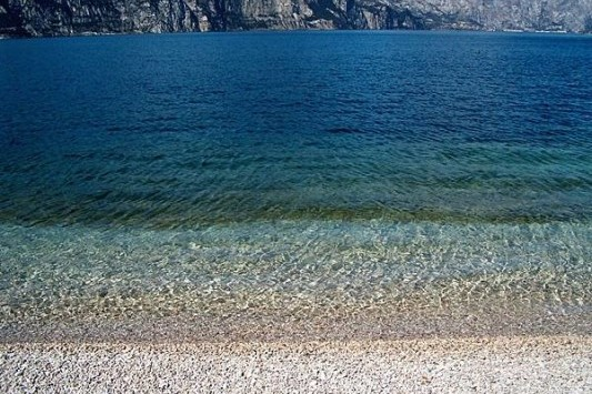 Strandbild - Badeurlaub Gardasee Info